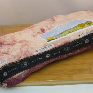 Whole beef cuts