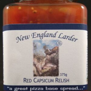 red capsicum relish