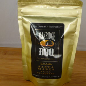 Oakridge Santa Maria Grill Seasoning