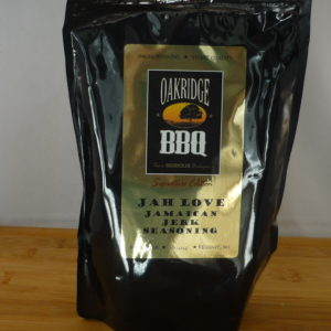 Oakridge Jah Love Jamaican Jerk Seasoning 2