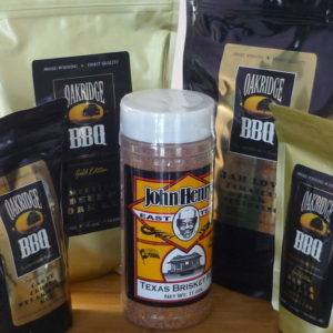 American Rubs and Marinades