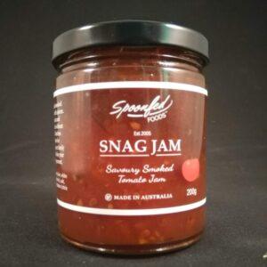 spoonfed snag jam